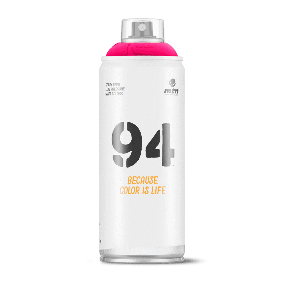 MTN 94 Spray Cans (Pink Colors)