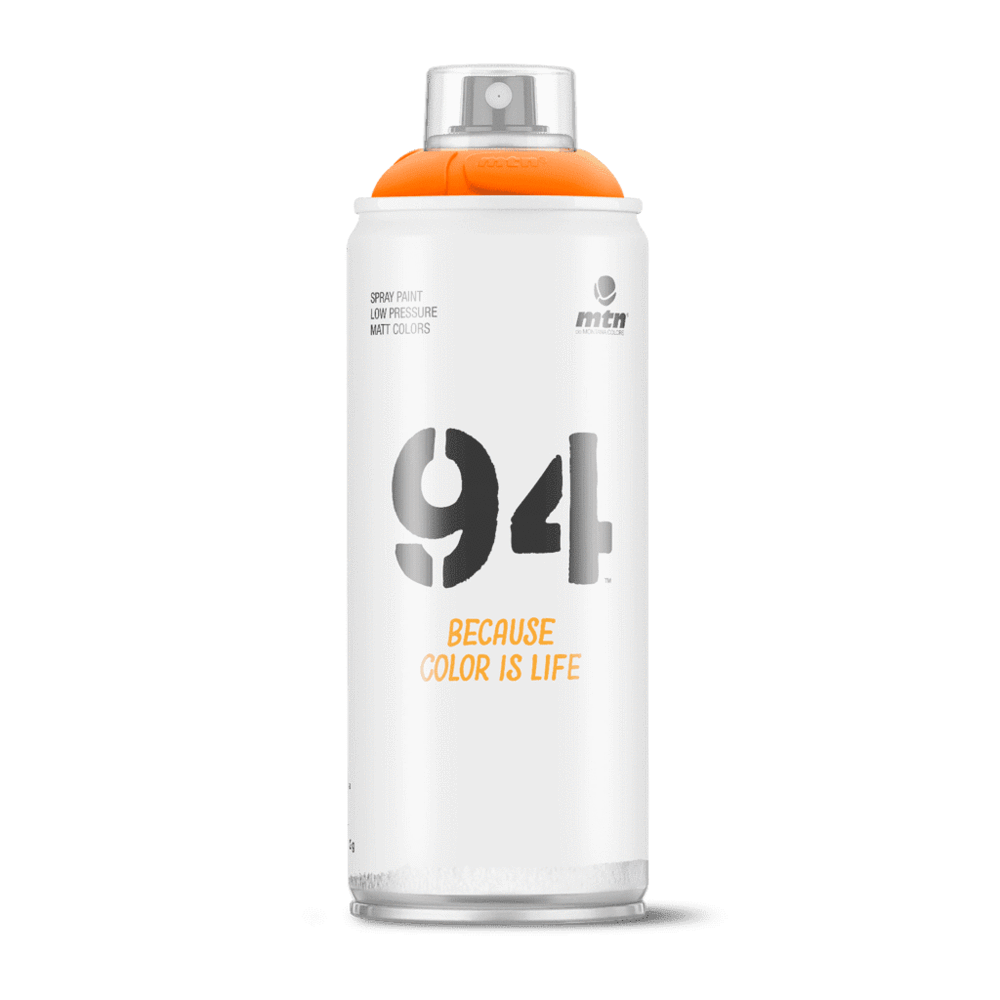 MTN 94 Spray Cans (Orange Colors)