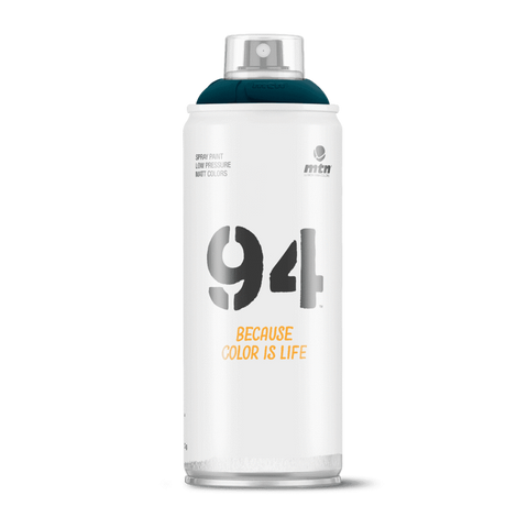 MTN 94 Spray Cans (Blue Colors)