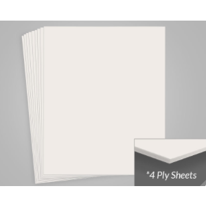 Archival Methods Bright White - 4 Ply Museum Board