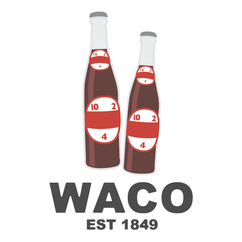 Waco Stickers