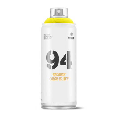 MTN 94 Spray Cans (Yellow Colors)