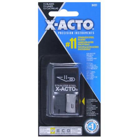X-Acto No. 11 Knife Refill Blades
