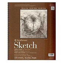 Strathmore 400 Series Sketch Pads