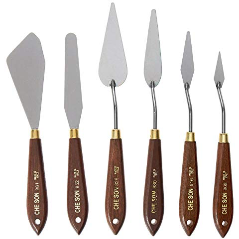 Jack Richeson Professional Italian Paint Knives