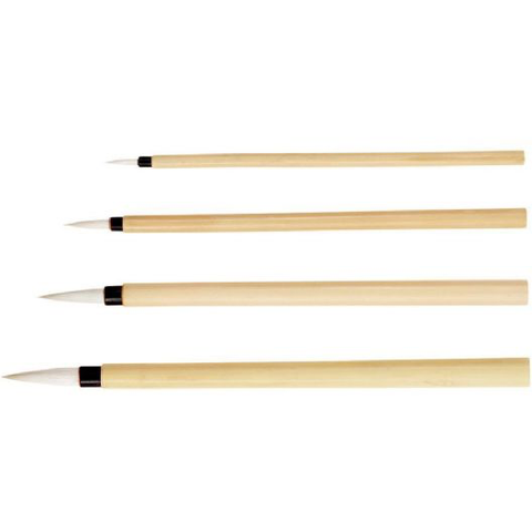 Princeton 2150 Series Bamboo Brushes