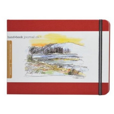 Handbook Travelogue Artists Drawing Journals