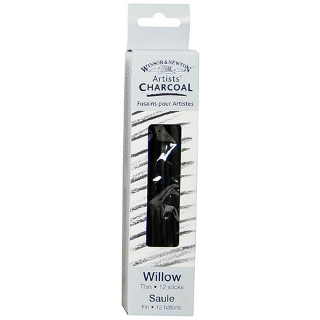 Winsor & Newton Willow Charcoal