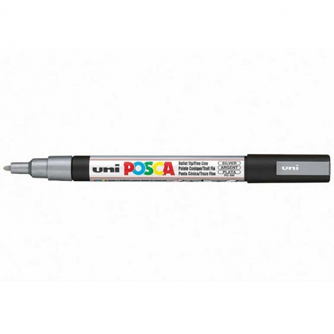 POSCA Acrylic Paint Markers, PC-3M Fine