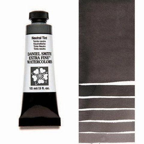 Daniel Smith Extra Fine Watercolor Tubes (Black Colors)