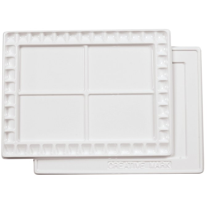 Creative Mark Plastic Palette