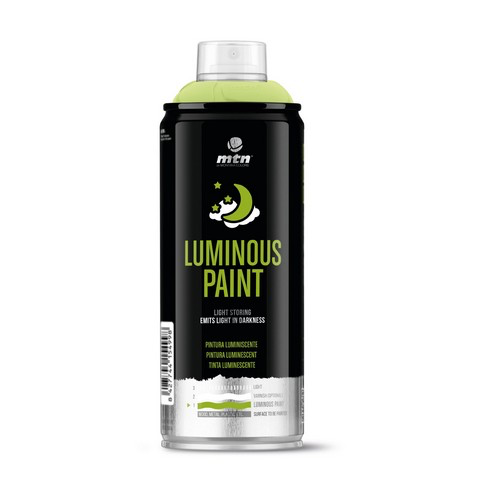 MTN Pro Water Based Luminous Spray Paint
