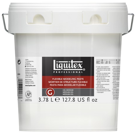 Liquitex Flexible Modeling Paste