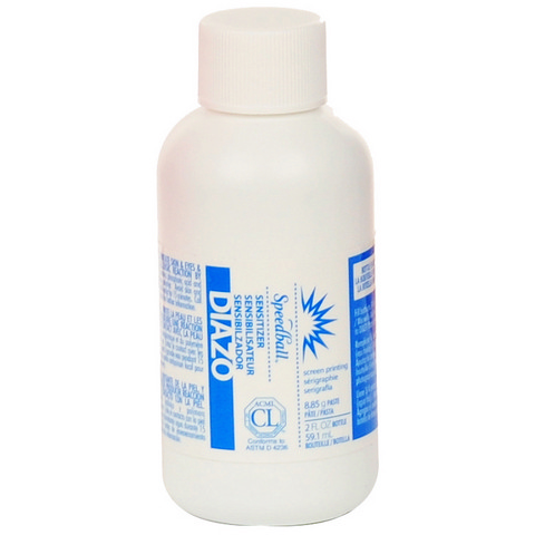 Speedball Diazo Sensitizer