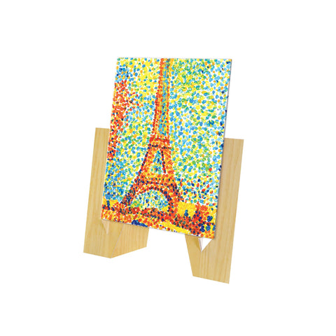Faber-Castell Paint-by-Number Eiffel Tower Set