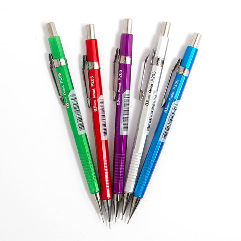 Pentel Sharp Mechanical Drafting Pencils