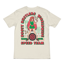 Load image into Gallery viewer, Race Girl 21 White 40 Shirts Only !