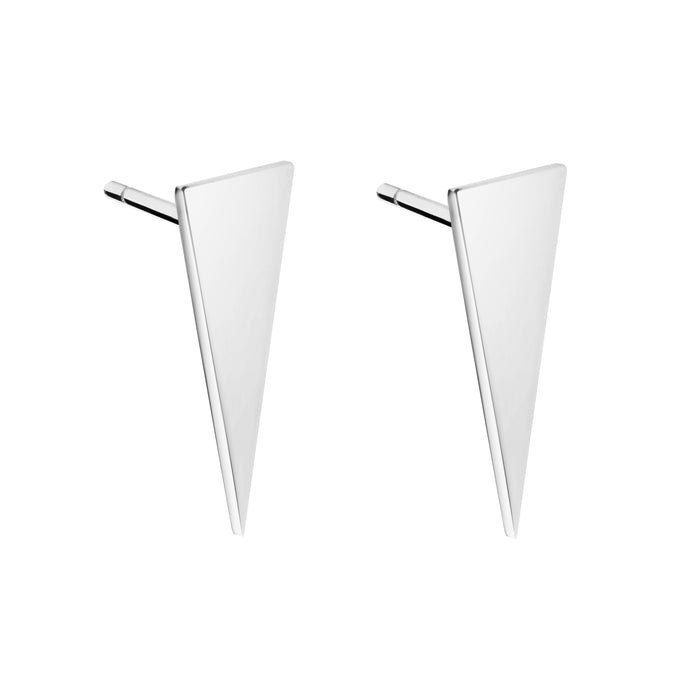 NEW!!! 14 CT WHITE GOLD EARRINGS COLLINS.X - Delicate Jewellery Australia