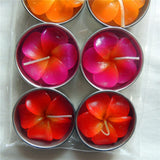 10x Naturally Scented Candles