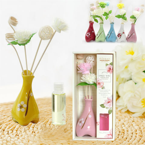 Wooden Flower Incense