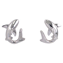 Grey Nurse Shark Earrings