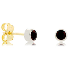Mini Gemstone Classic Earrings