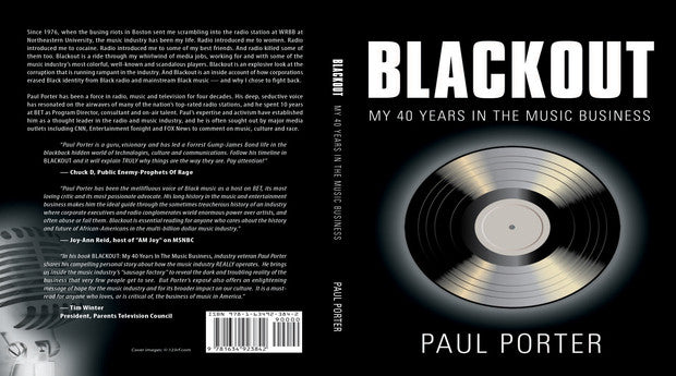 Blackout: My 40 Years In The Music Business