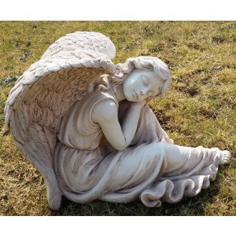 55cm Angel Sleeping Statue