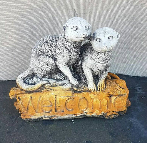 Small Welcome Meerkats