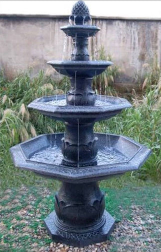 4 Tier Free Standing Fountain
