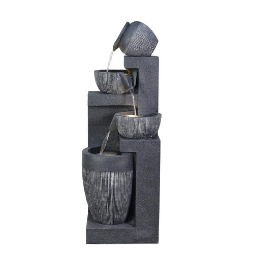 Large 4 Tier Bowls Water Fountain G5320007B