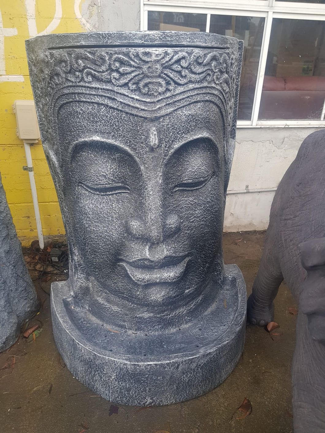 Buddha Head Fountain 122cm