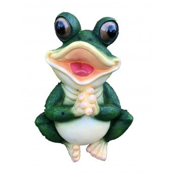Happy Frog Sitting (50cm)