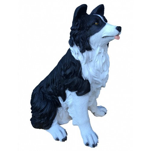 50cm Sitting Sheep Dog