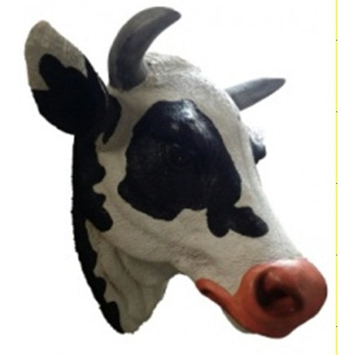 48cm Hanging Cow Head Wall Decor