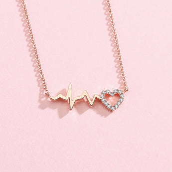 動心頸鏈  Melt Your Heart Necklace