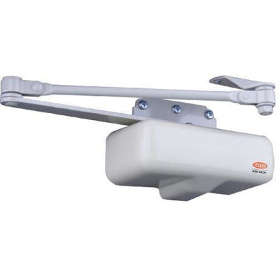 Lockwood 1022 Hydraulic Door Closer (silver)