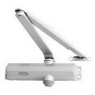 Lockwood 2024SC Door Closer Satin Chrome