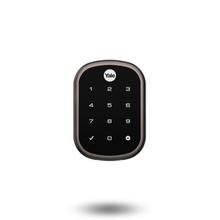 Load image into Gallery viewer, Yale Assure SL Electronic Digital Deadbolt Oil Rubbed Bronze