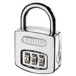 Abus 160/40C 3-Wheel Combination Padlock