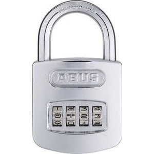 Abus 160/50C 4-Wheel Combination Padlock