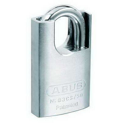 Abus 83CS/50C Closed Shackle Padlock
