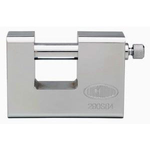 Lockwood 290 Security Steel Case Monoblock Padlock