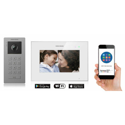 Fermax 2-Wire Video Intercom - FVQ-6020APP
