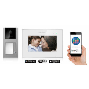 Fermax 2-Wire Video Intercom IP App Kit - FVQ-6040APP
