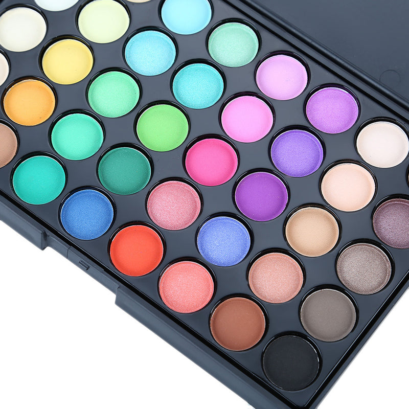 40 Colour Eyeshadow Palette