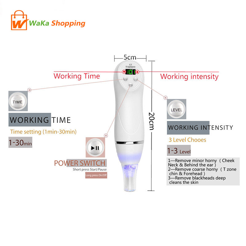 Facial Care Scar Acne Removal Beauty Device
