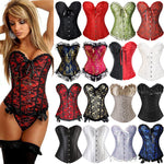 Body shaper corselet