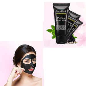 Black Head Pore Cleaner Peel – Off Black Mask