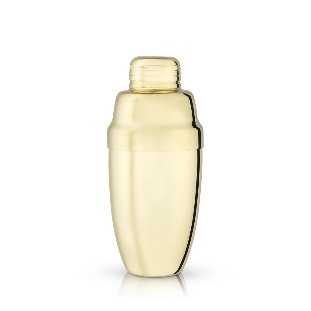 Gold Heavyweight Cocktail Shaker by Viski®